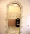SlimStone оформление арки