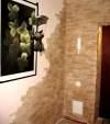 Стены в декоративном камне
